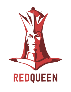 Red Queen logo transparent